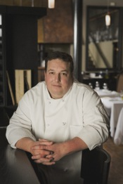 Chef Lee Skawinksi, co-owner of Vindola and Cinque Terre.