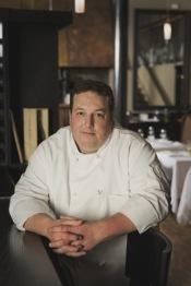 Chef Lee Skawinksi, co-owner of Vindola and Cinque Terre.