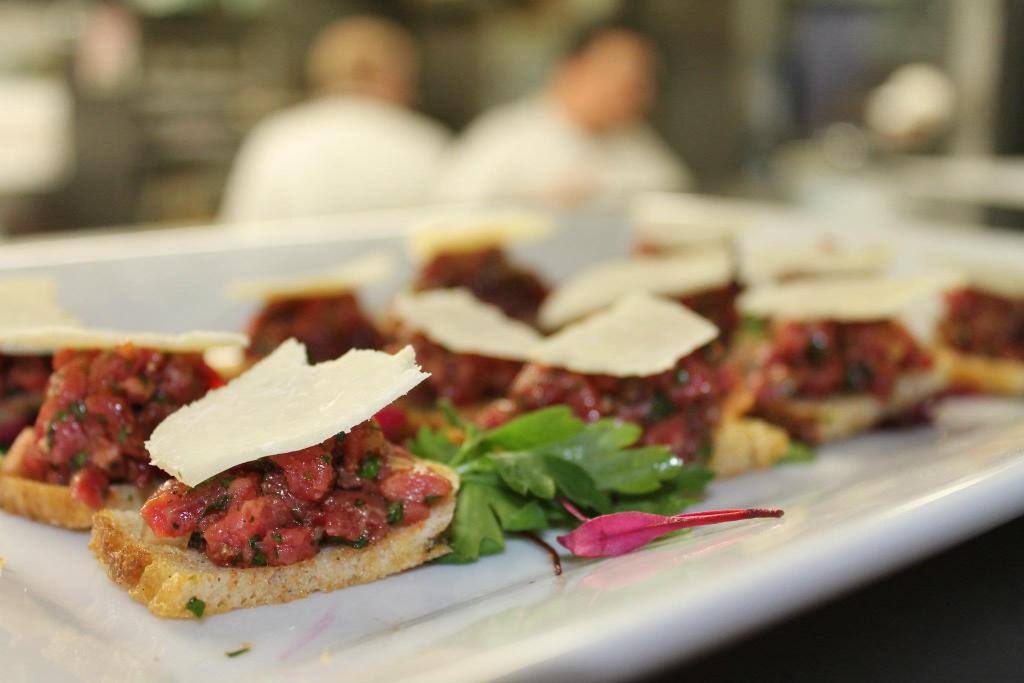Vindola's Beef Tartare