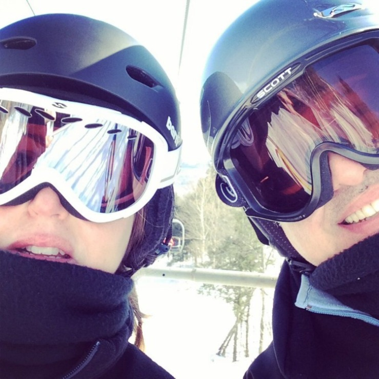 FAMILY SKI WEEKEND AT SUNDAY RIVER IN MAINE by We3Travel.com