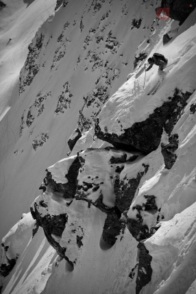 Jackie Paaso. Photo: Freeride World Tour
