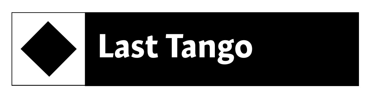 Trail Signs Last Tango