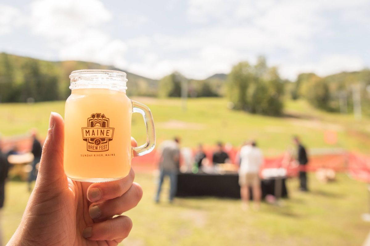 maine brew fest at sunday river