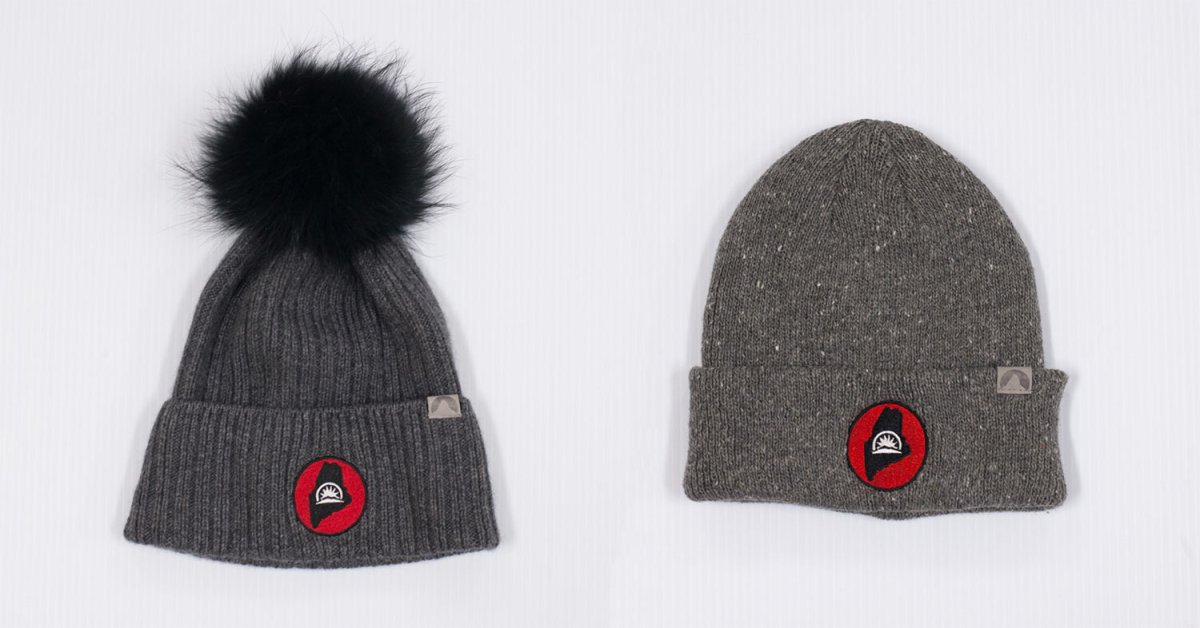 Sunday River Maine Collection Cirque Beanies